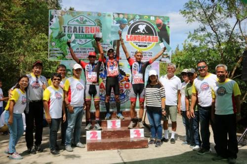 Duathlon - Palompon Terrestrial Eco-Adventure Day